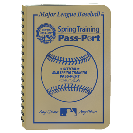 The Major League Baseball™ Spring Training™ Pass-Port